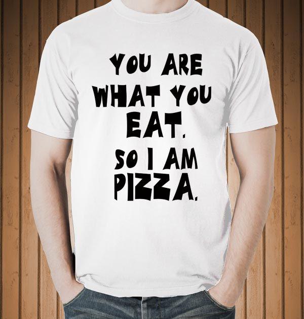 pizza funny t-shirt typomplouzakia mplouzakia