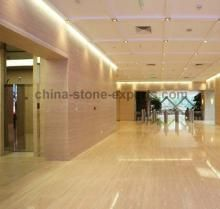 Natural Stone Marble Travertine Tile for Flooring &Wall(YQG-MT1009)