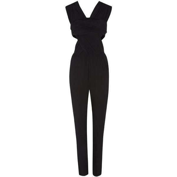 SuperTrash Jumpsuit Waymore ($135) ❤ liked on Polyvore