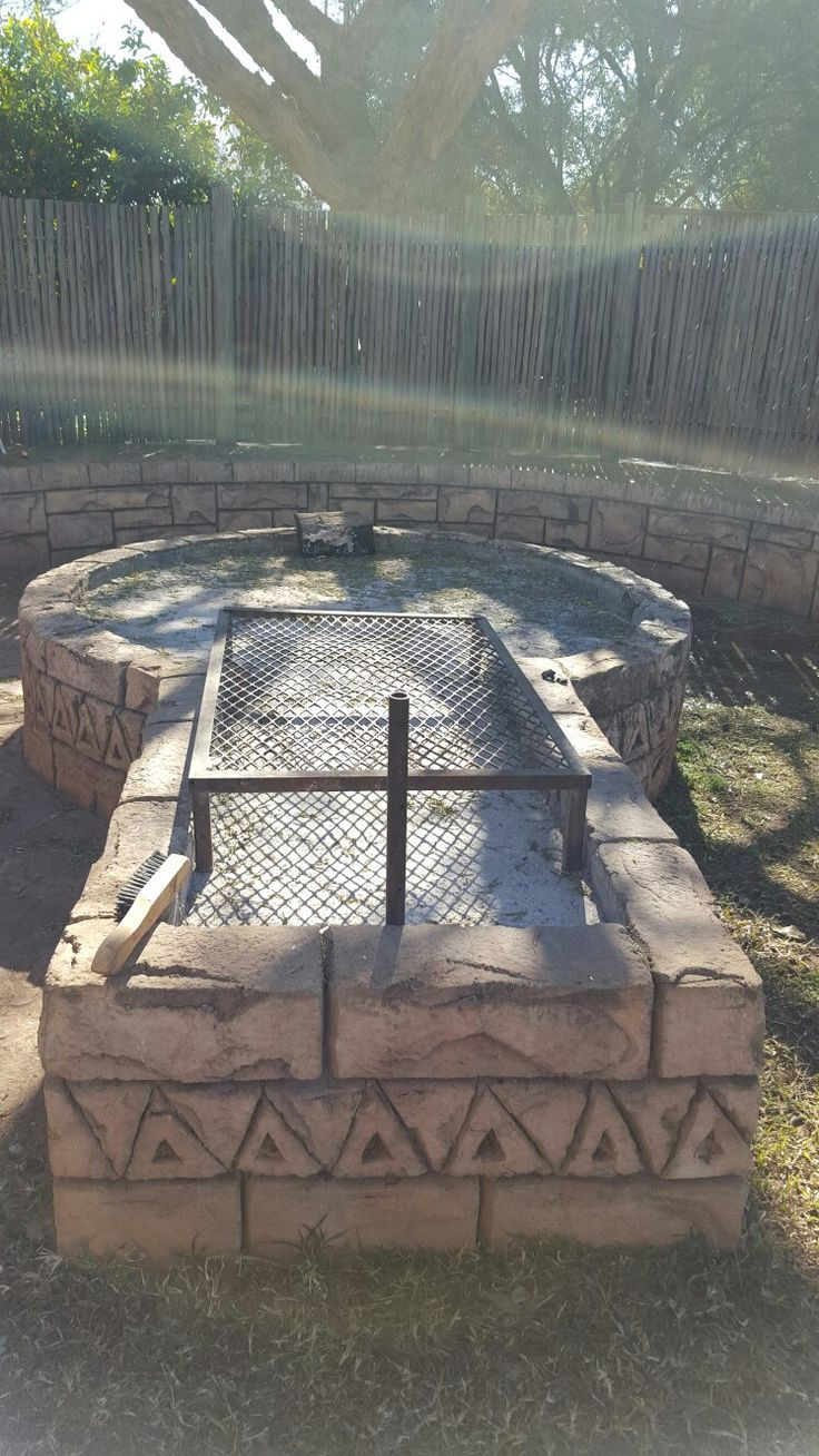 My boma (With images) | Backyard fire, Fire pit backyard ... on Boma Ideas For Small Gardens id=14298