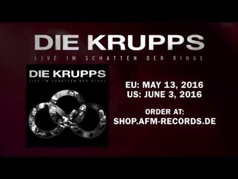 Watch trailer new Die Krupps live DVD & Blu-ray (incl. 2CD) 'Live Im Schatten Der Ringe' - out this Friday: read the full story at  http://www.side-line.com/watch-trailer-new-die-krupps-live-dvd-blu-ray-incl-2cd-live-im-schatten-der-ringe-out-this-friday/ . Tags: #DieKrupps .