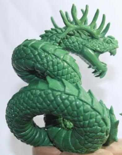 28mm-Spirit-Beast-Uktena-the-Great-Horned-Serpent-Paymaster-Games