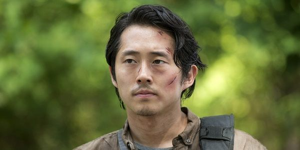 Glenn dies in this episode of the Walking Dead...I just can't believe it has happened. S 6 10/25/2015