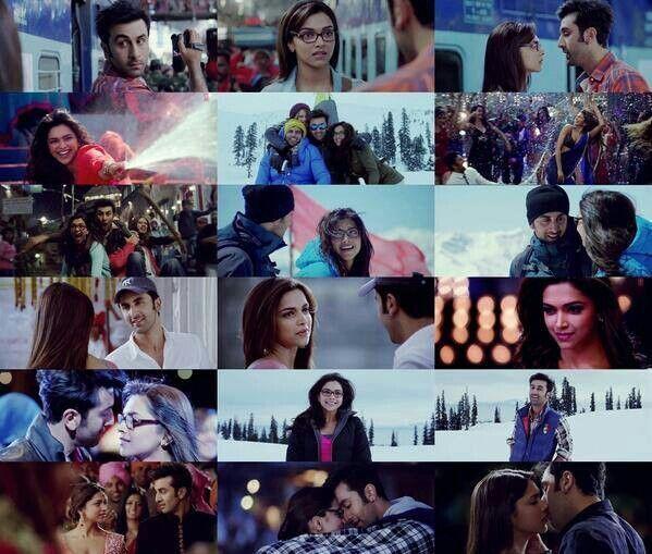 Yeh Jawaani Hai Deewani -Deepika Padukone and Ranbir Kapoor