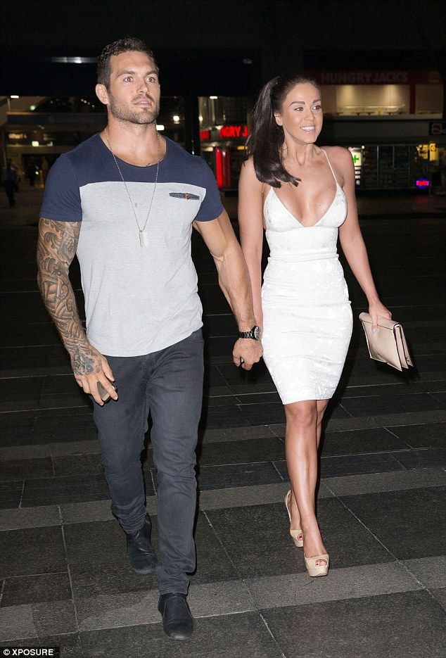 Something to tell us? Vicky Pattison has sparked rumours she is engaged to Daniel Conn aft...