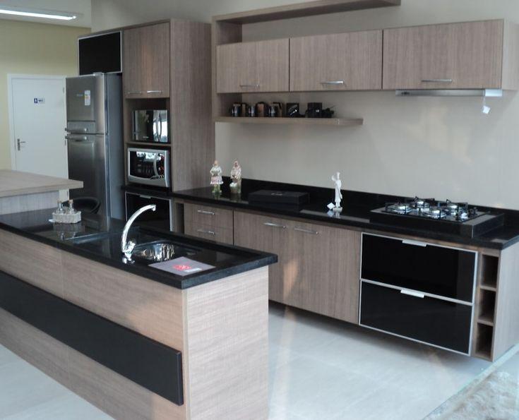 17 Best ideas about Cozinha Planejada Apartamento Pequeno on Pinterest  Cozi # Armarios Para Cozinha Planejada Pequena