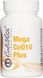 A Mega CoQ10 PLUS magas dózisú CoQ10 készítmény az egymással szinergikusan együttműködő béta-karotin, E-vitamin és szelén antioxidáns hármasával kiegészítve, melynek szedését megelőzésre és terápiás célzatra egyaránt ajánljuk