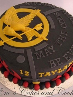 Top Hunger Games Cakes - Top Cakes - Cake Central