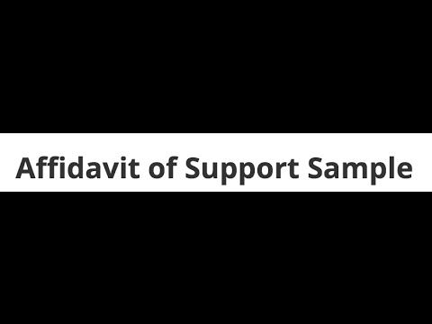 The post Affidavit of support letter sample  appeared first on http://blog.lawyersinus.com/affidavit-of-support-letter-sample-2/  .