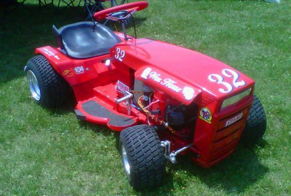 29 Best Hot Rod Mower Images On Pinterest Lawn Mower