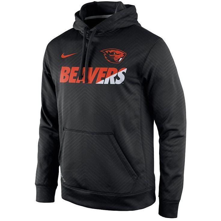 Nike Oregon State Beavers Therma-FIT Sideline Hoodie med ADULT NWT #Nike  #ShirtsTops