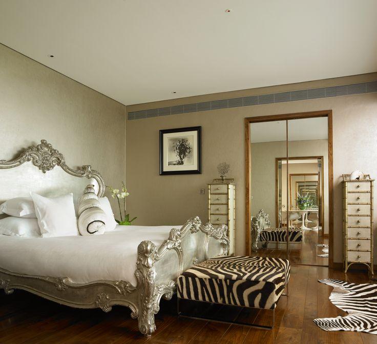 The g Hotel Galway - Linda Evangelista Suite (Penthouse) Bedroom