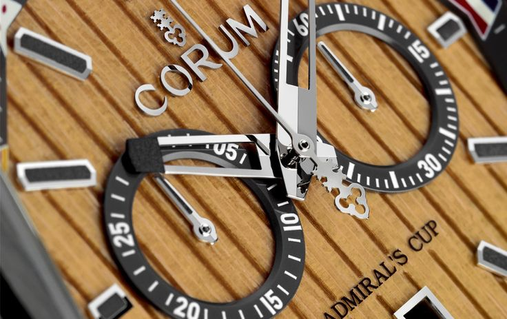 Admiral's Cup AC-ONE 45 Chronograph #HOTwatch #HOTBOOK