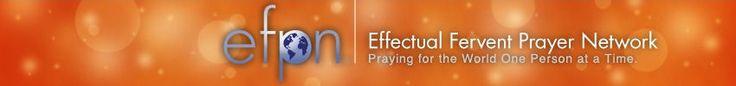 The Effectual Fervent Prayer Network