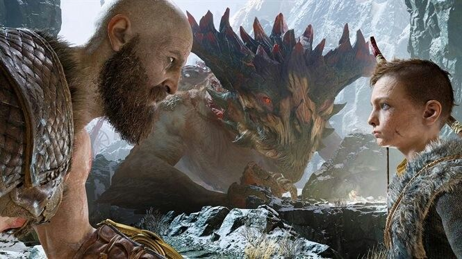 Pin By Meredith Holland On God Of War God Of War All Video Games Red Dead Redemption