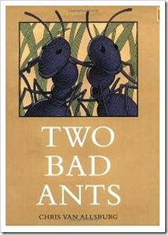 """""""Two bad ants""""--> I need this book! Great for teaching """"making inferences"""""""