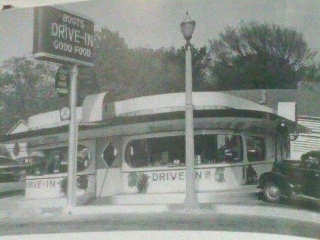 Route 66 Drive Inn Carthage Mo