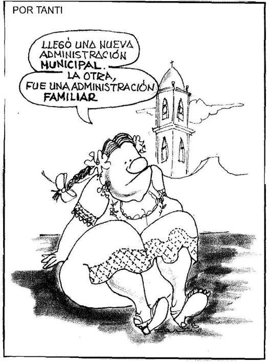 CARICATURAS POLITICAS DE TANTI. CORTESIA DE NOTICIAS IMAGEN PERIODISTICA 3 DE ENERO DE 2011