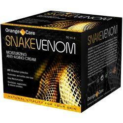 Snake Venom Cream  No. Just - no.