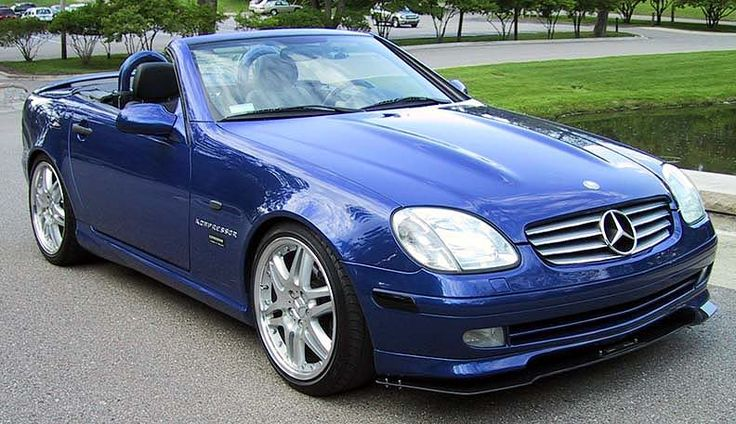 Pics and reference for an old skool modded 1999 SLK230 - Mercedes Benz SLK Forum