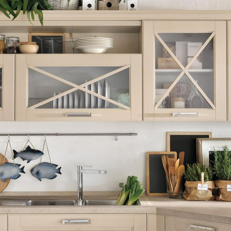 12 best CUCINE CLASSICHE images on Pinterest | Dividing wall and ...