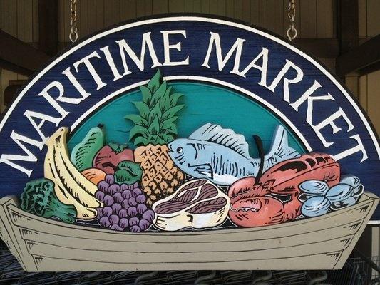 Maritime Market, Bald Head Island NC
