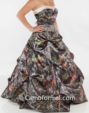 Camo Formal Under 100 Dollars