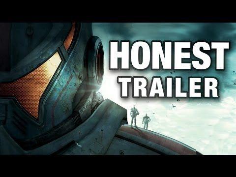 Honest Movie Trailers – Pacific Rim by Screen Junkies