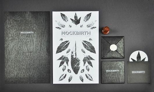 Mockbirth EP on the Behance Network