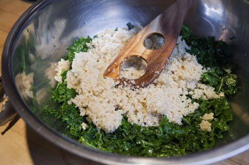 Quinoa and Kale Crustless Quiche | Recipe