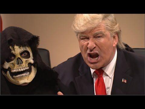 Dec,09 2016 Top 5 Donald Trump SNL SKITS - YouTube