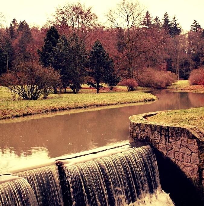 #Pruhonice #park #Botany #Czech