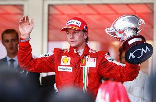 MAGAZINEF1.BLOGSPOT.IT: Kimi Raikkonen tornerà in Ferrari nel 2014