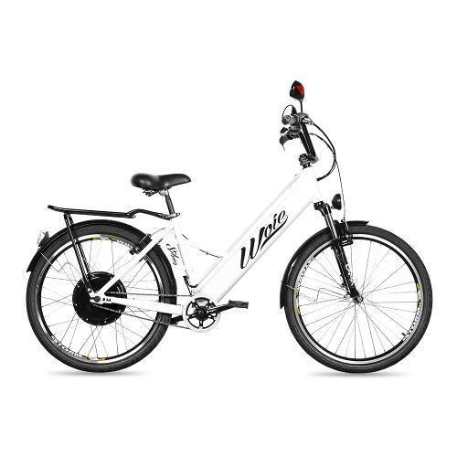 Bicicleta Elétrica Woie Silver Fabricada - Submarino.com