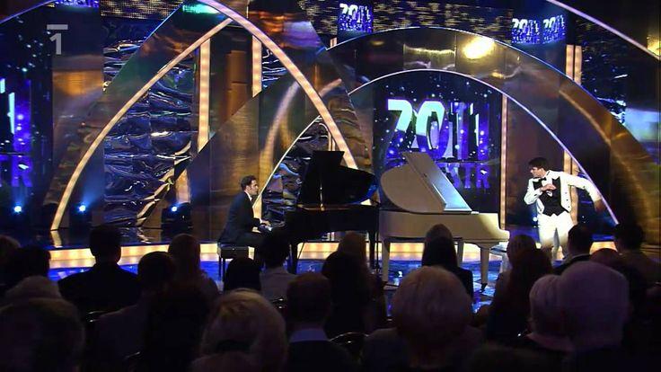 Ondřej Brousek a Ondřej Brzobohatý - souboj klavírů