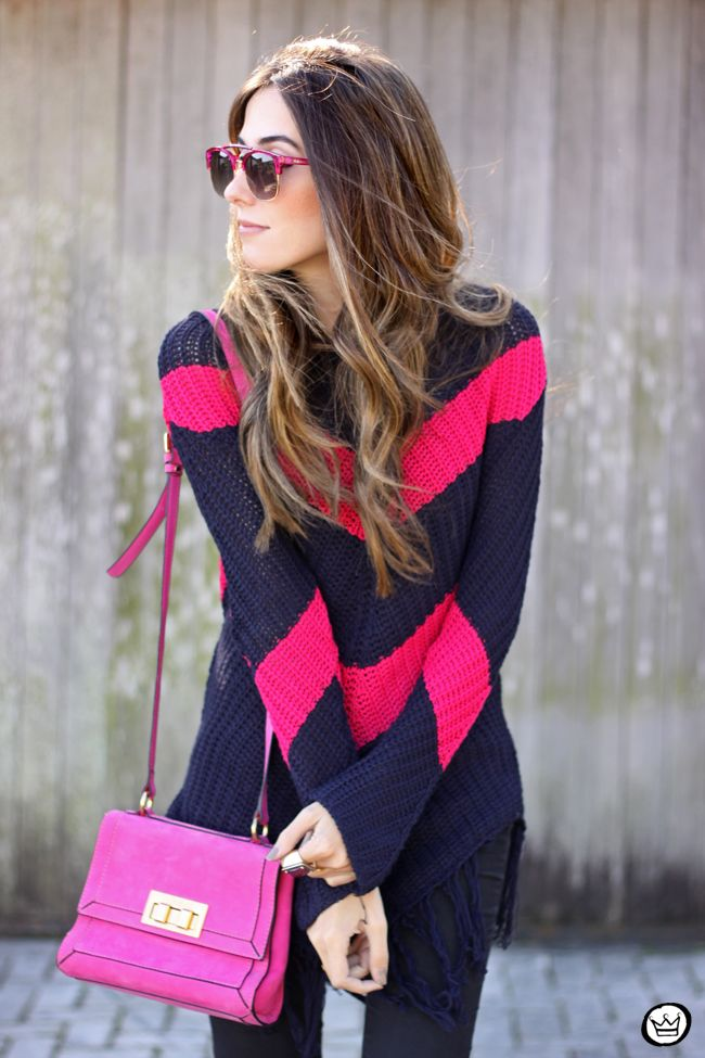 FashionCoolture - 06/17/2015 look du jour Displicent cozy sweater pink (5)