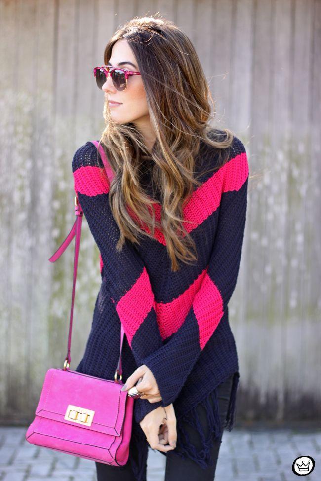 FashionCoolture - 06/17/2015 look du jour Displicent cozy sweater pink (5)