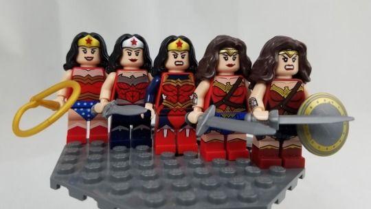 Lego Minifigure Blog
