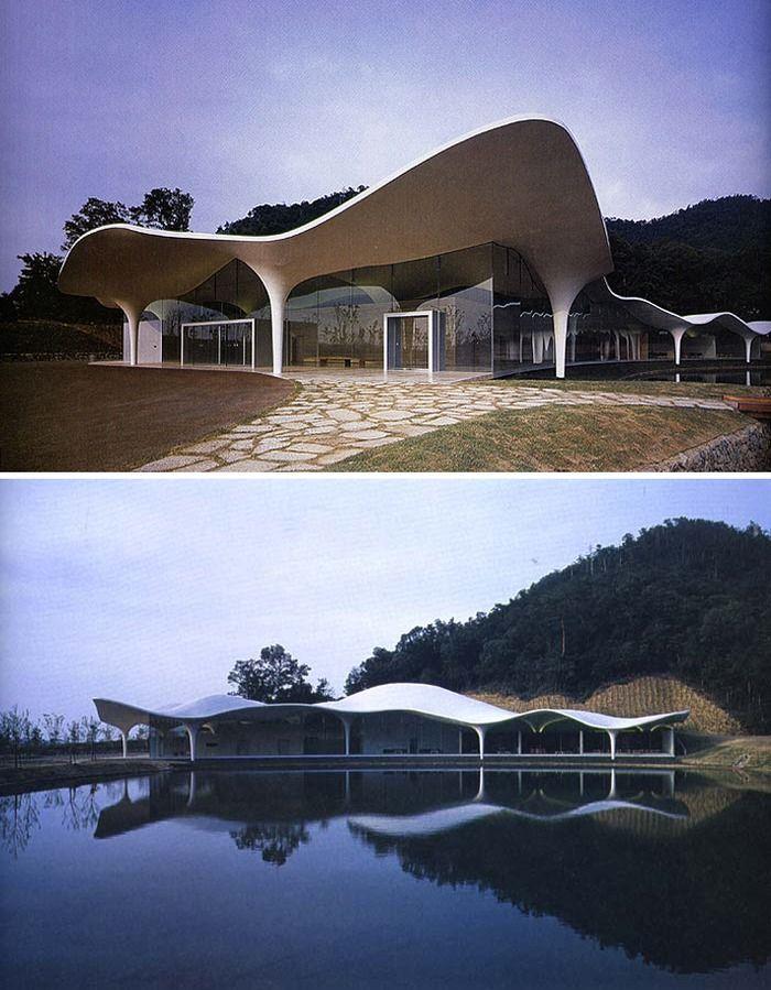 ТОП 10: органическая архитектура