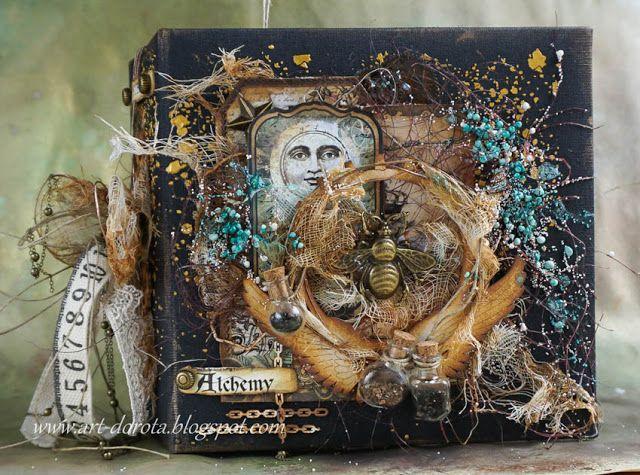 Dorota_mk: Alchemy