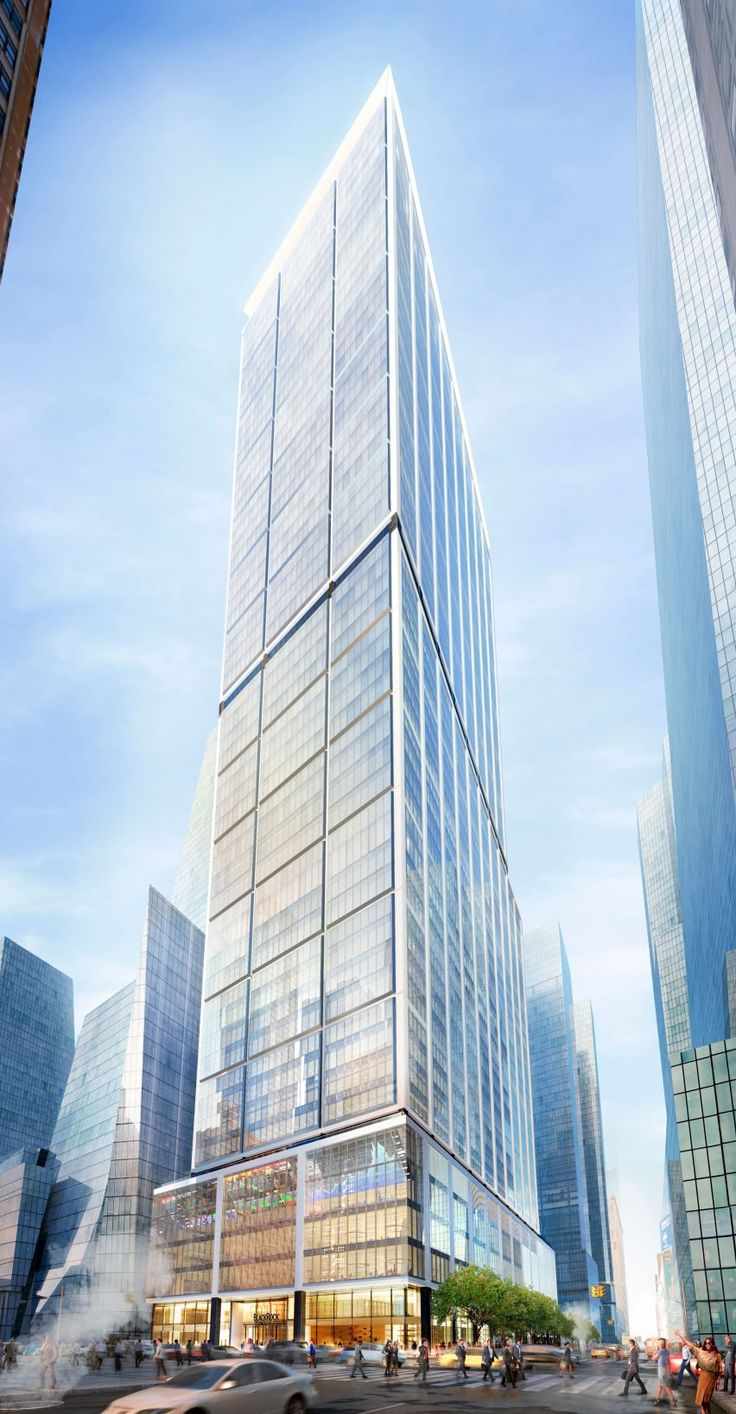 The UK studio's 985-foot-tall skyscraper at 50 Hudson Yards will join others by KPF, and Diller Scofidio + Renfro and Rockwell Group, at the site on the west side of Manhattan.