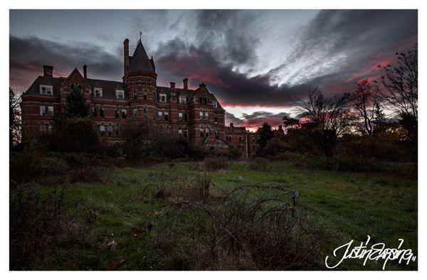 Les plus beaux asiles abandonnés