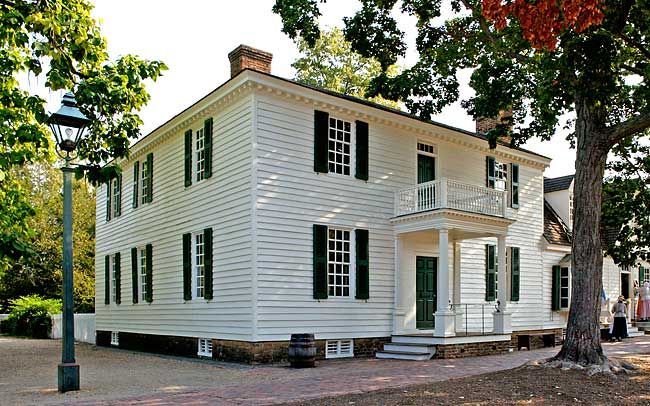 133 Best Images About 18th Century American Homes