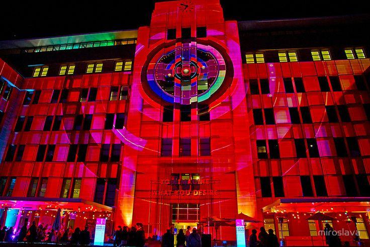 Imagination : Vivid Sydney 2014, Museum of contemporary art Sydney