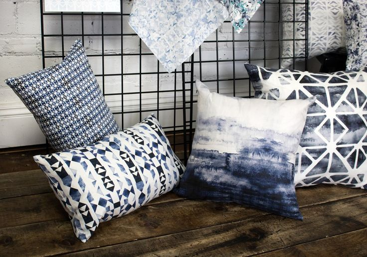 Seville Throw Pillow - Modern, Geometric Home Decor │ Savannah Hayes