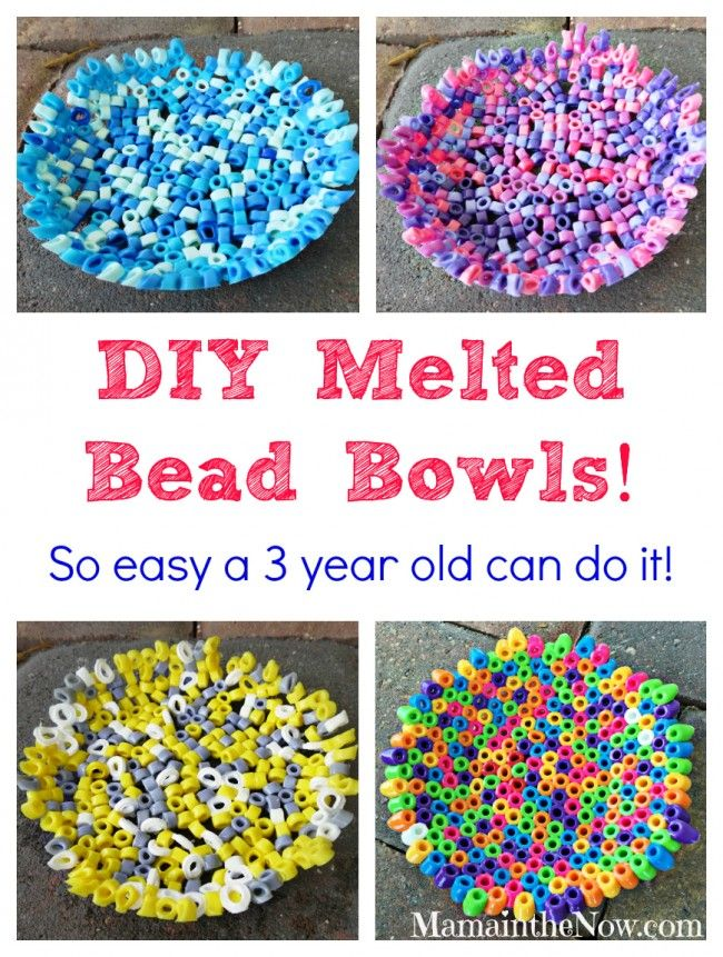 These bright and cheerful melted Perler fuse bead bowls are so easy a three year old can make them! Actually our three year old DID make these. Tomorrow our six and eight year olds want to make some too, because they felt like they missed out on ALL the fun! These bowls are surprisingly durable and … … Continue reading →