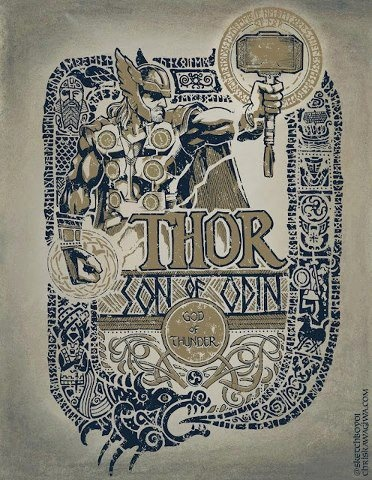 Thor, Son of Odin