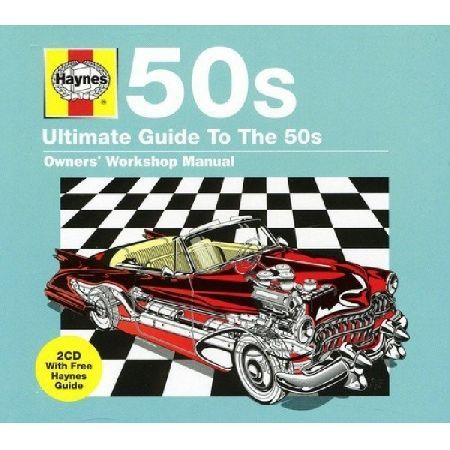 Various - Haynes - Ultimate Guide To The 50S (2CD) Tracklist Disc 1 1 Whatever Will Be Will Be (Que Sera Sera) (Single Version)Doris Day 2 Magic MomentsPerry Como 3 This Ole House (Album Version)Rosemary Clooney 4 RawhideFrankie Laine 5 The Yellow Ros http://www.MightGet.com/january-2017-13/various--haynes--ultimate-guide-to-the-50s-2cd-.asp