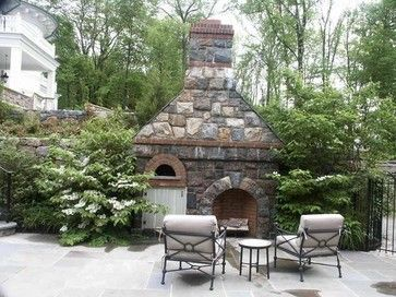 Outdoor Fireplace U0026 Pizza Oven Designs | Pizza Oven_outdoor Kitchen, By  Renato   Ovens