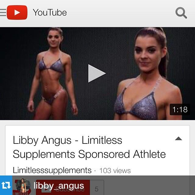 #Repost @libby_angus with @repostapp.・・・My athlete vid is now up on @limitlesssupplements YouTube channel! We shot this a couple of weeks ago in chch ☺️☺️ Video link is on my Facebook athlete page (link in bio) GO CHECK IT OUT- oh and while your at it,